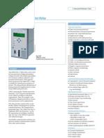 7SJ62xx Catalog SIP-2008 En