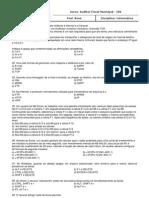 Exercicios Info