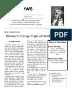 October 2005 Spot News