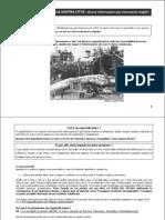 Pubblicazione sul rigassifficatore dei comitati Falconara e Ancona