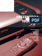 Prezentácia, technika
