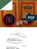 Jesús Reyes Heroles - El liberalismo mexicano III