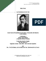 Las Ensenanzas de Xu Yun - Nube Vacia - Libro