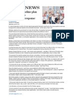 Gasoducto pipeline plan in Puerto Rico draws heated response - NY Daily News 060811