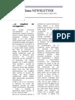 AIPPI Italiana NEWSLETTER Anno XI, Numero 2 Aprile 2006