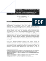 Dody Firmanda 2011 - Peran dan Fungsi Komite Medik RSU Bondowoso Jawa Timur 28 Juli 2011