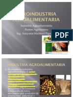 AGROINDUSTRIA AGROALIMENTARIA