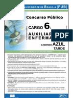 Hub Cargo 6 Azul