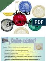 Presentación para Biología, Métodos anticonceptivos-3º1