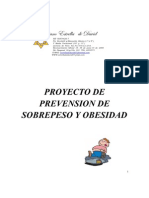 Proyecto de La Obesidad