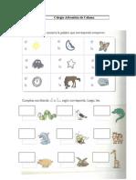 Cuadernilo de Actividades Lenguaje en Ausencia de La Profesora do