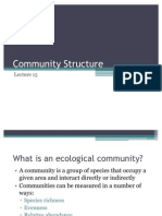 Ecology and Evolution 15