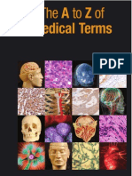 The A to Z of Anatomical, Histological and Medical Terms