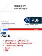 Oracle Ovd
