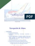 Tema Navegacion de Altura (Tema 1a)