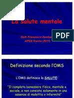 1 - La Salute Mentale