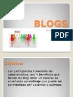 Uso del Blog