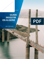 KPMG Guide investir en Algérie- 2011[1]