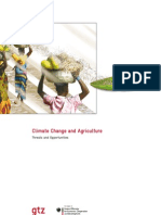 Agriculture Ang Climate Change