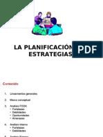 Planificación estratégica. Exp1