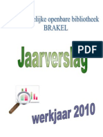 Jaarverslag bib Brakel 2010