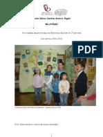 Estatística  BE 2º período 2011