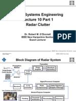 Radar 2009 A_10 Radar Clutter1