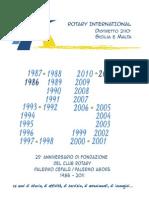 Rotary Libro