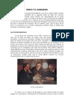 Munch Y El Anarquismo