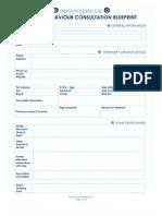 DogPsyche BluePrint Questionnaire