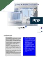Ebeam Interactief Los Systeem Bluetooth 22541899-5248-Manual