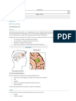 Astrocytoma