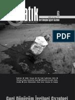 Katık Geri Dönüşüm İşçileri Gazetesi - Sayı 6