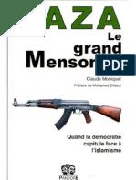 Gaza - Le Grand Mensonge