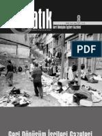 Katık Geri Dönüşüm İşçileri Gazetesi - Sayı 8