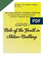 UST_NSTP_e-READ_Chapter1