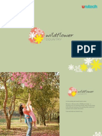 Unitech Wild Flower Country   Unitech Anthea Floors Sector 70 Gurgaon Call 7838111997