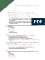 Examenes Cisco Modulo 9
