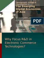 The Emerging Digital Economies of Asia