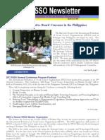 IFSSO Newsletter April-June 2011