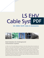 EHV_cable