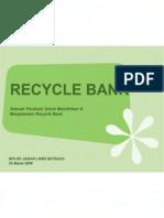 Proposal Bank Sampah Jawa Barat