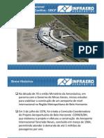 Apresentação Investimentos SBCF - Infraero - Adair Moreira