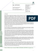 Overview of Distressed Debt Investing 8-31-10 - Gramercy