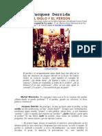 El Siglo y El Perdon - Derrida
