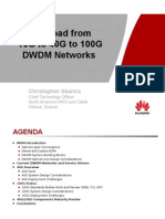 Huawei-10G to 40G to 100G DWDM Networks