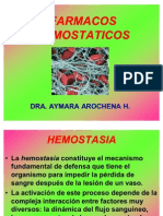 FARMACOS_HEMOSTATICOS