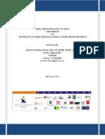 Booklet of 2011 Status Survey of Pr Industry in Kenya
