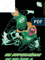 Green Lantern cómic