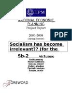 National Economic Planning